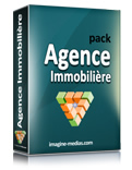 pack agence immobilière