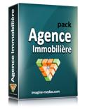 Pack Agence Immobilière - Imagine-Medias